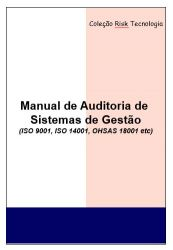 Manual de Auditoria de Sistemas de Gestão (1ª edição, 2003)